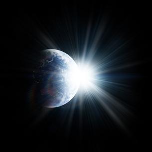地球イメージのイラスト素材 [FYI01287779]