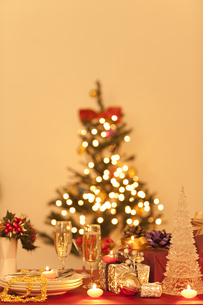 クリスマスパーティーイメージの写真素材 [FYI01287861]