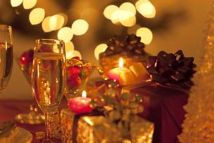 クリスマスパーティーイメージの写真素材 [FYI01288031]