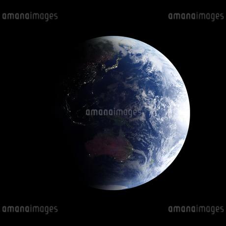 地球イメージのイラスト素材 [FYI01288037]