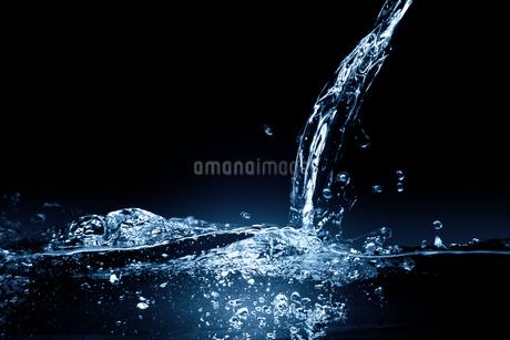 水イメージのイラスト素材 [FYI01291999]
