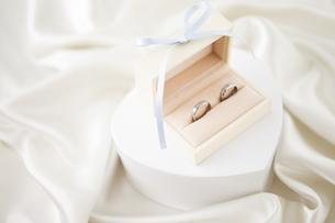 結婚指輪の写真素材 [FYI01292478]