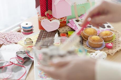 お菓子作りの写真素材 [FYI01297702]