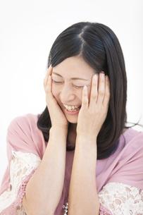 笑う中高年女性の写真素材 [FYI01300111]