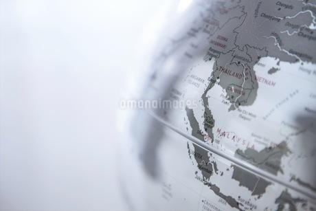 地球儀の写真素材 [FYI01300446]