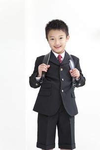 笑顔の男の子の写真素材 [FYI01304788]
