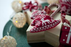 クリスマスイメージの写真素材 [FYI01305620]
