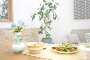朝食イメージの写真素材 [FYI01308042]