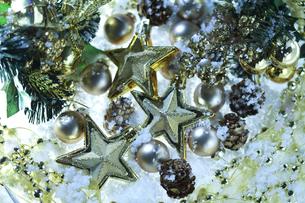 クリスマスオーナメントの写真素材 [FYI01309158]
