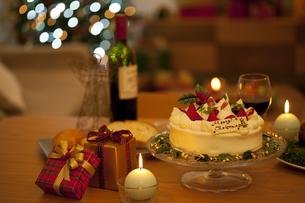 クリスマスパーティーイメージの写真素材 [FYI01309295]