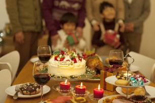クリスマスイメージの写真素材 [FYI01309568]