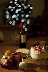 クリスマスパーティーイメージの写真素材 [FYI01309630]