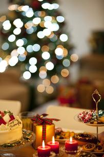 クリスマスパーティーイメージの写真素材 [FYI01310266]