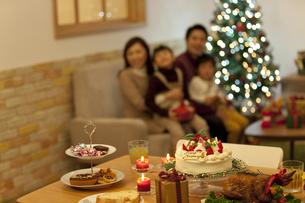クリスマスイメージの写真素材 [FYI01310297]