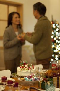 クリスマスイメージの写真素材 [FYI01310423]