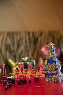 誕生日パーティーイメージの写真素材 [FYI01312702]