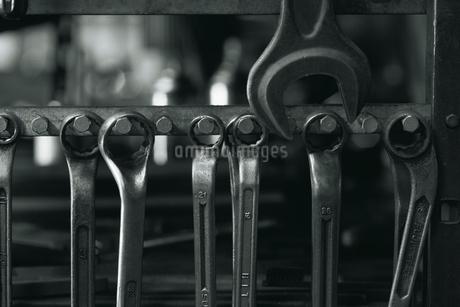 工具のアップの写真素材 [FYI01320938]