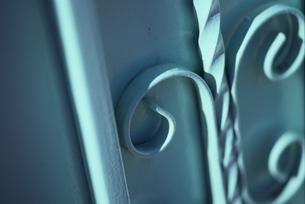 門の一部の写真素材 [FYI01321684]