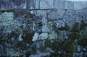 石壁の写真素材 [FYI01321709]