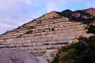 採石場の写真素材 [FYI01323299]
