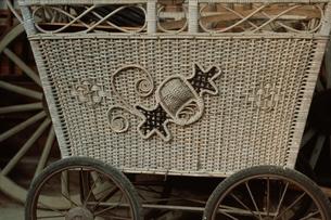 籠車の写真素材 [FYI01323336]