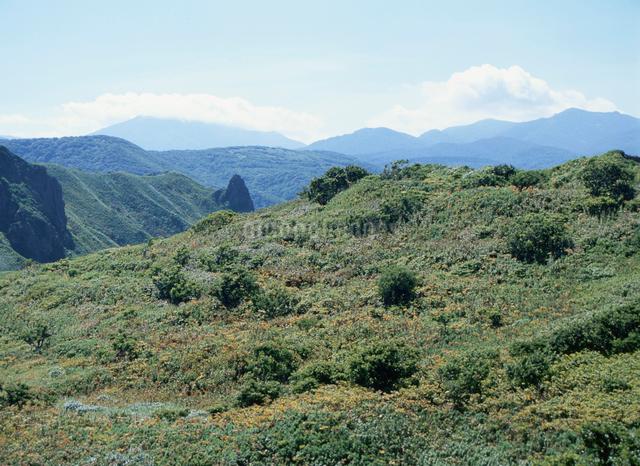 神威岬の写真素材 [FYI01323692]