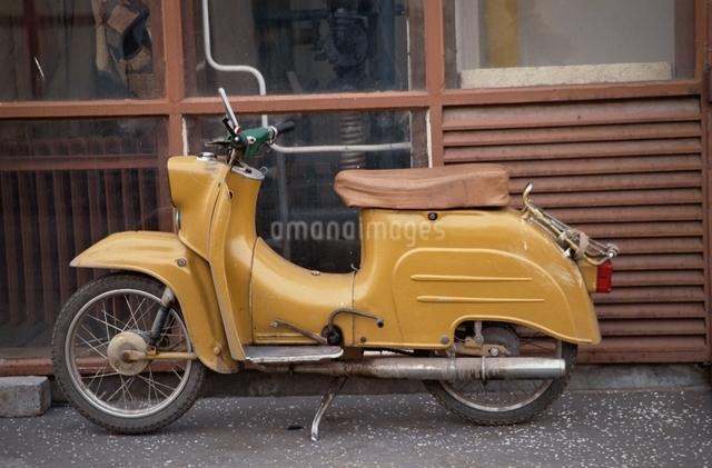旅・道・乗物 バイクの写真素材 [FYI01323776]