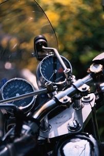 バイクのイメージの写真素材 [FYI01324245]