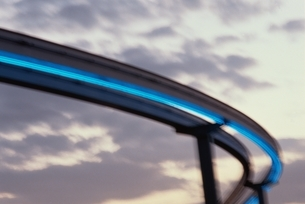 高速道路の写真素材 [FYI01324612]