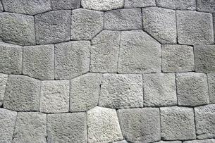 石垣の写真素材 [FYI01325609]