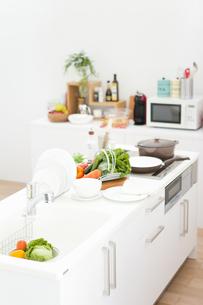 キッチンイメージの写真素材 [FYI01325882]
