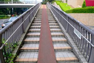 歩道橋の写真素材 [FYI01326722]