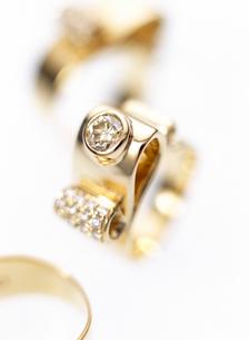 指輪の写真素材 [FYI01328007]