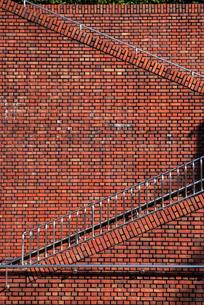 階段の手すりの写真素材 [FYI01328557]