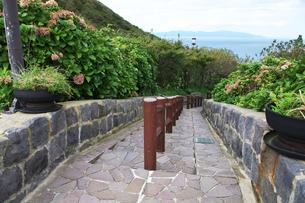 階段国道の写真素材 [FYI01331693]