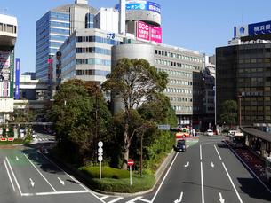 JR横浜駅西口の写真素材 [FYI01332533]