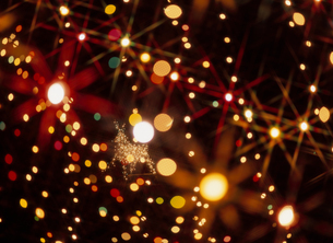 クリスマスイルミネーションの写真素材 [FYI01333768]