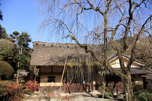 賀名生皇居跡の写真素材 [FYI01334696]