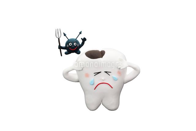 虫歯の写真素材 [FYI01336517]