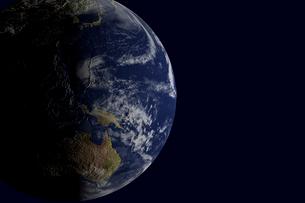 地球の写真素材 [FYI01336754]