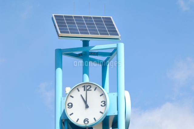 太陽光発電の写真素材 [FYI01337897]