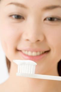 歯磨きの写真素材 [FYI01340282]
