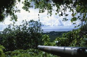第二次世界大戦の大砲の写真素材 [FYI01340889]
