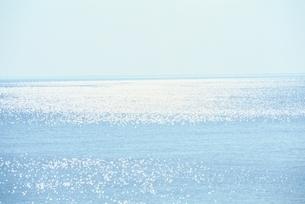 冬の海 北海道標津町の写真素材 [FYI01340919]