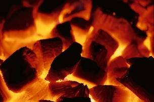 炎のイメージの写真素材 [FYI01341551]