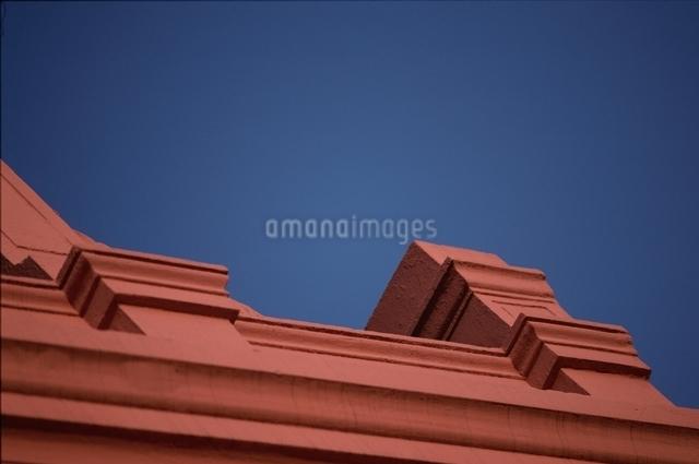 建築物の写真素材 [FYI01342399]