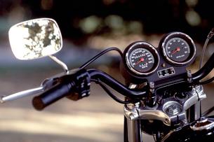 大型バイクの写真素材 [FYI01344779]