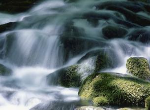 水の流れの写真素材 [FYI01344812]