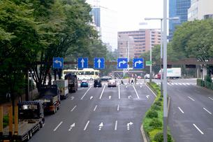 道路の写真素材 [FYI01346252]