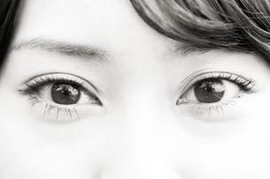 女性の瞳の写真素材 [FYI01346323]